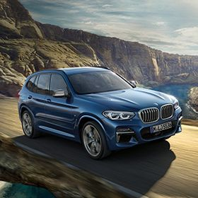 BMW X3 xDrive20d, Modell Advantage