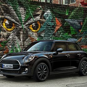 MINI One Blackyard
